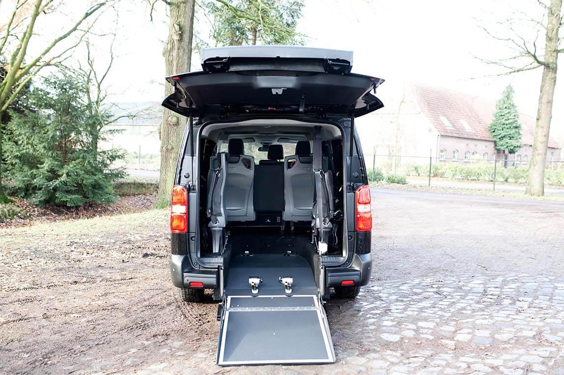 peugeot traveller citro n spacetourer long l3 sf lenoirhandiconcept. Black Bedroom Furniture Sets. Home Design Ideas